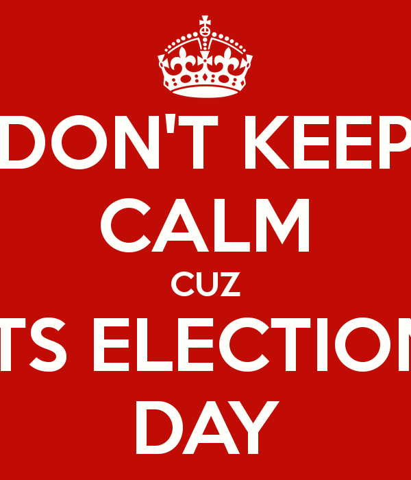 Election day wallpaper