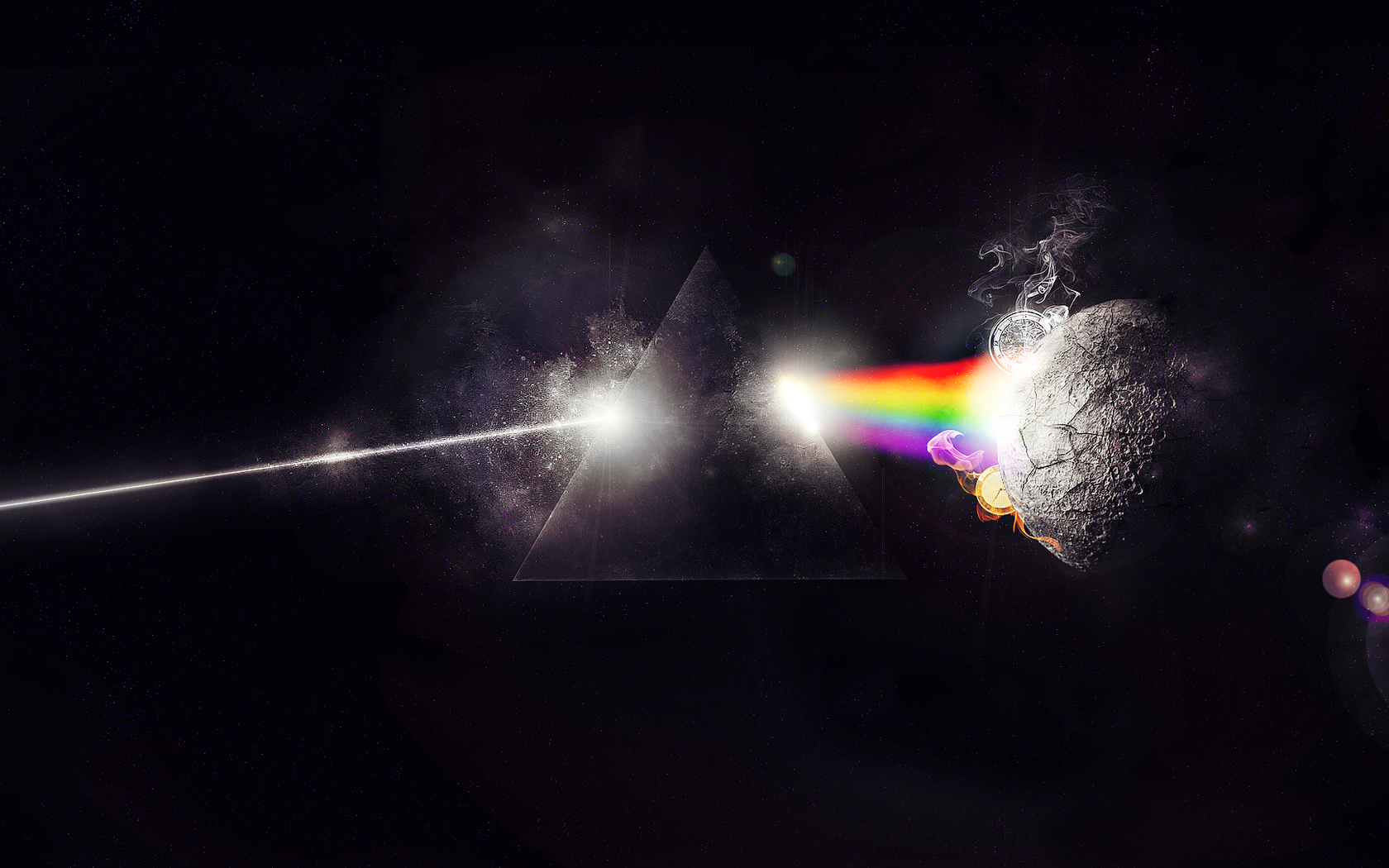 Download Pink Floyd   The Dark Side of the Moon wallpaper 1680x1050