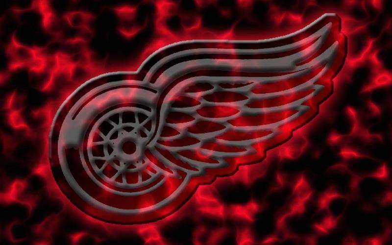Detroit Red Wings Wallpaper by thrashantics 800x500