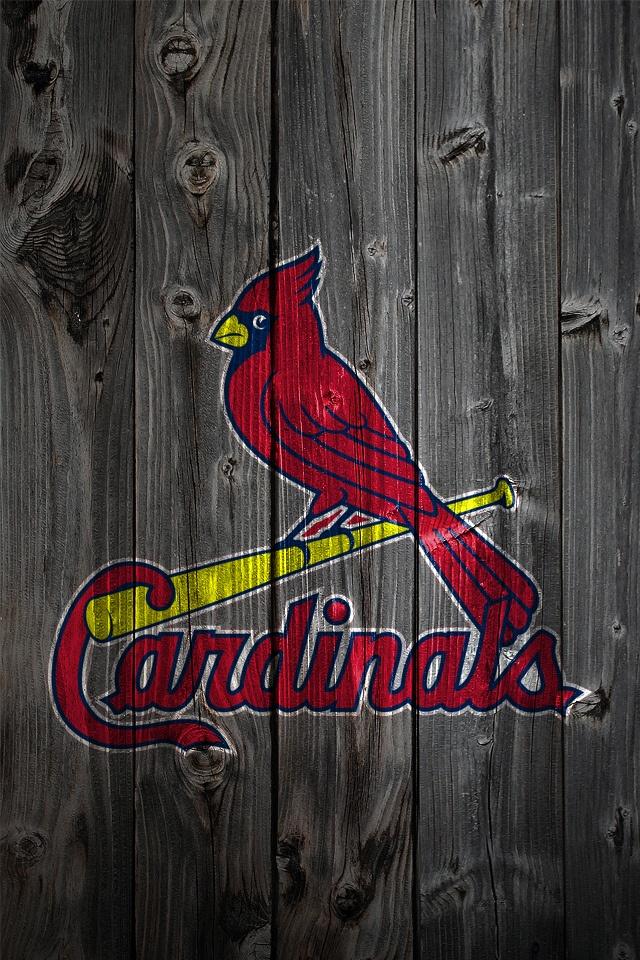 [46+] St Louis Cardinals iPhone Wallpaper on WallpaperSafari