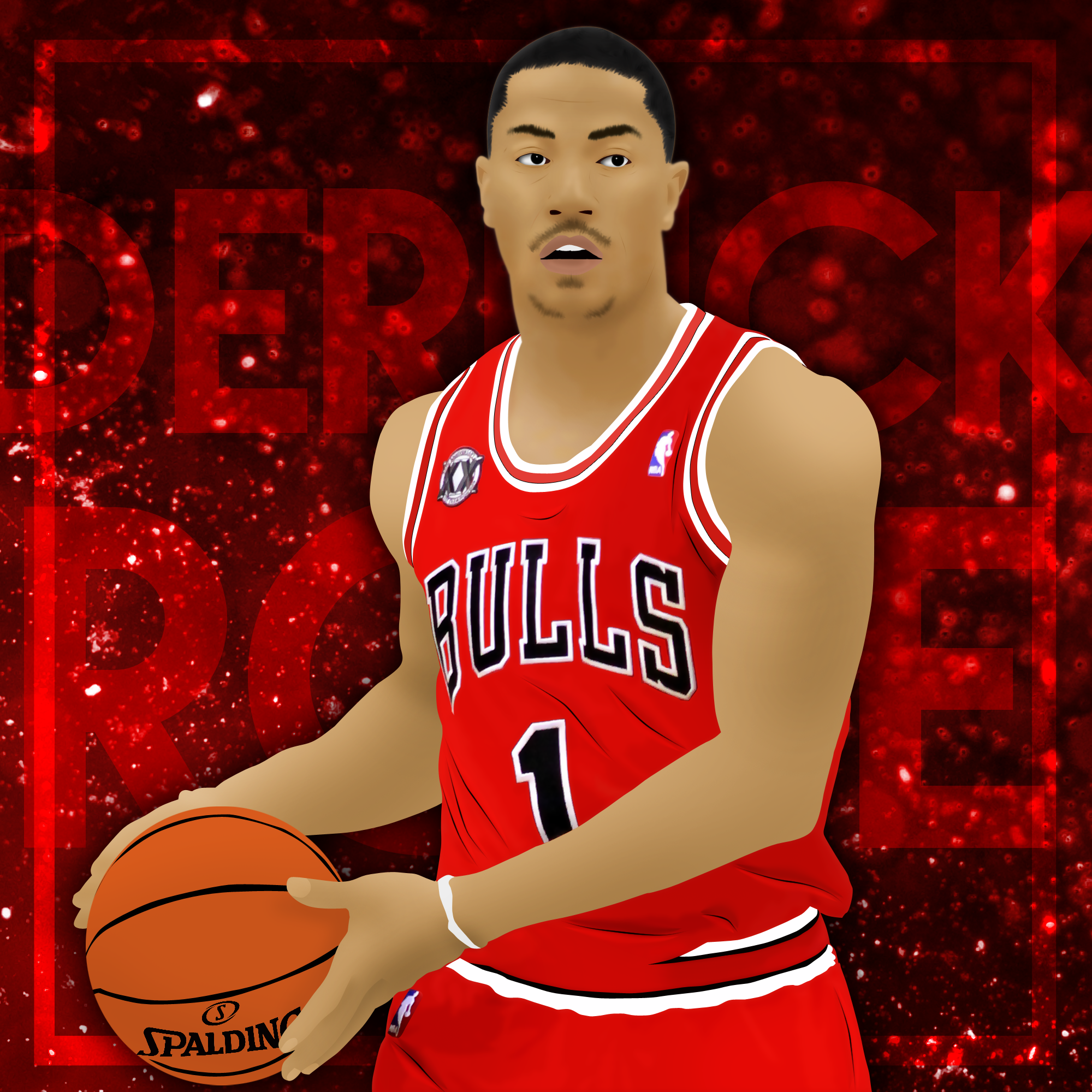 wallpaper vector 2014 2015 sinenis derrick rose wallpaper load all 2000x2000