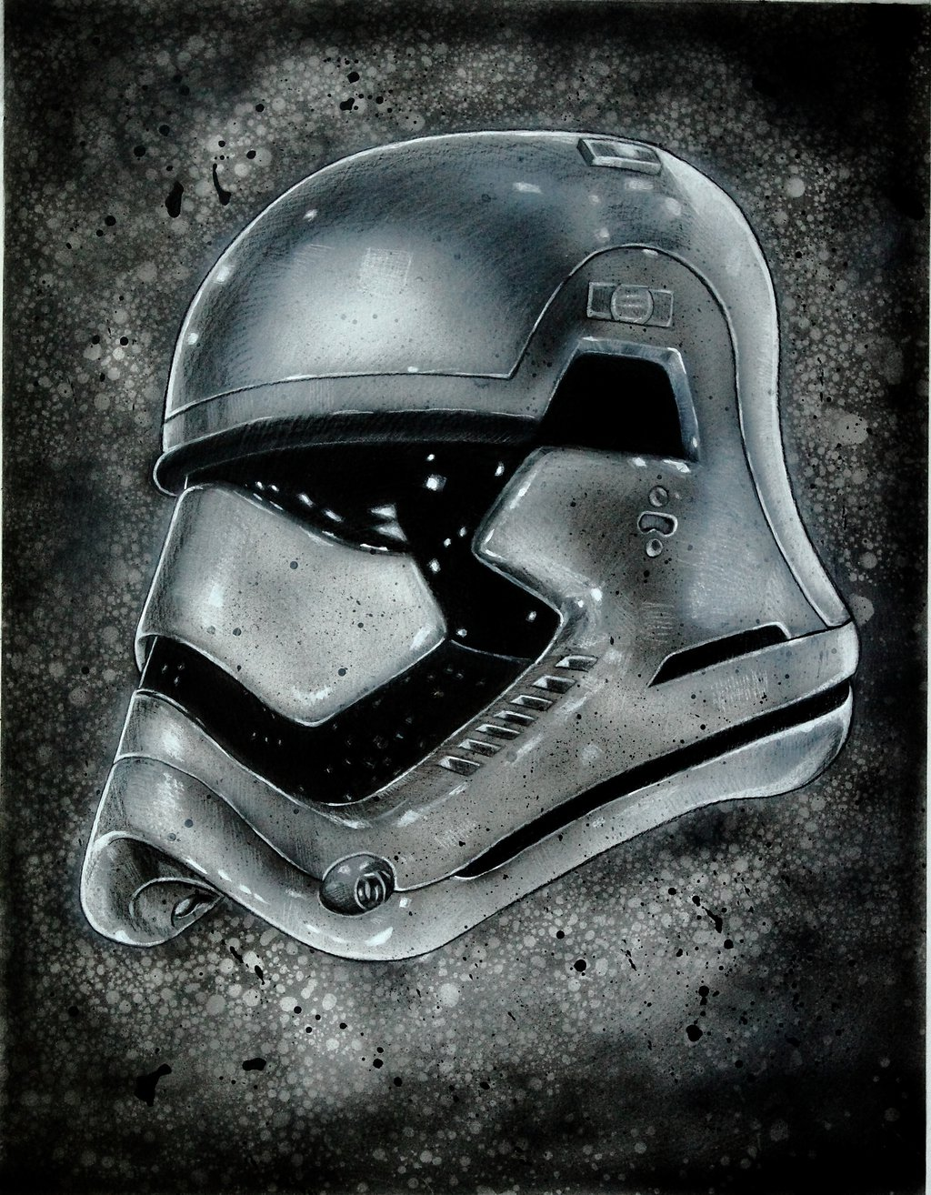 FIRST ORDER STORMTROOPER by DannyNicholas 1024x1314