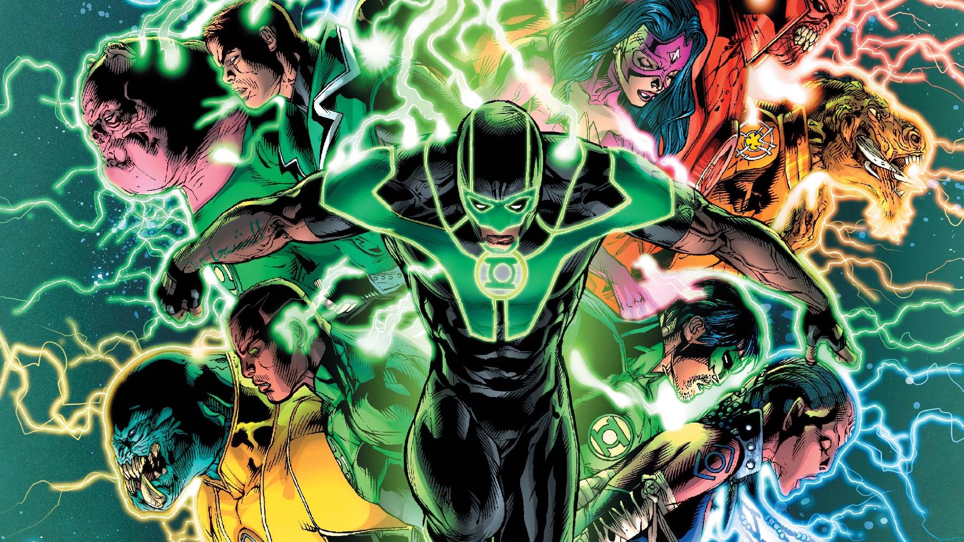 Green Lantern Comic hd Wallpaper Comics Green Lantern 1920x1080