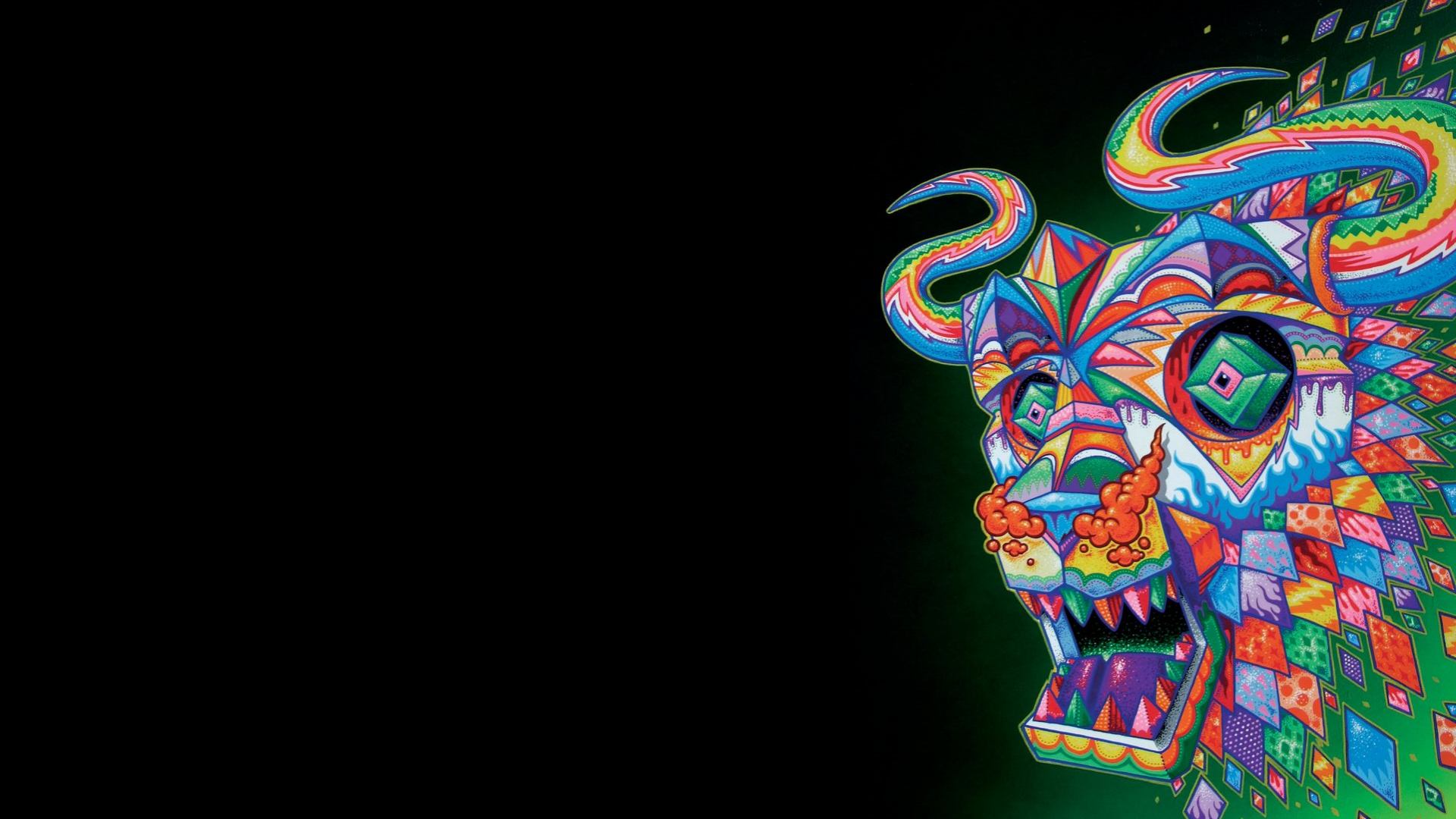 Acid Trip HD Wallpaper 1920x1080