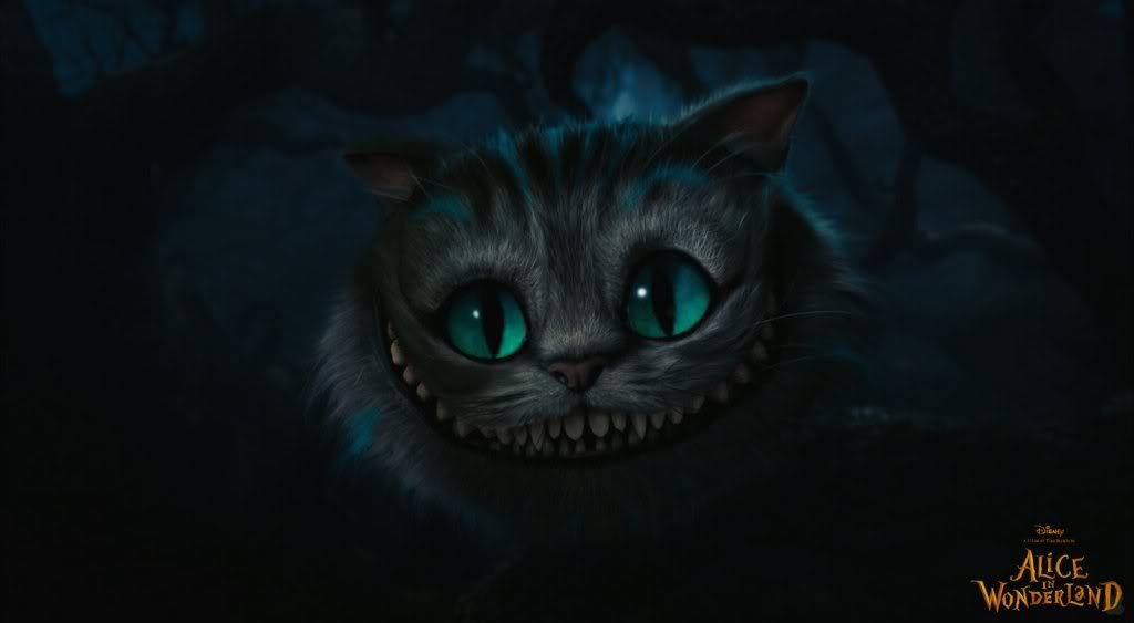 Cheshire Cat Wallpaper Cheshire Cat Background for Desktops 1024x563