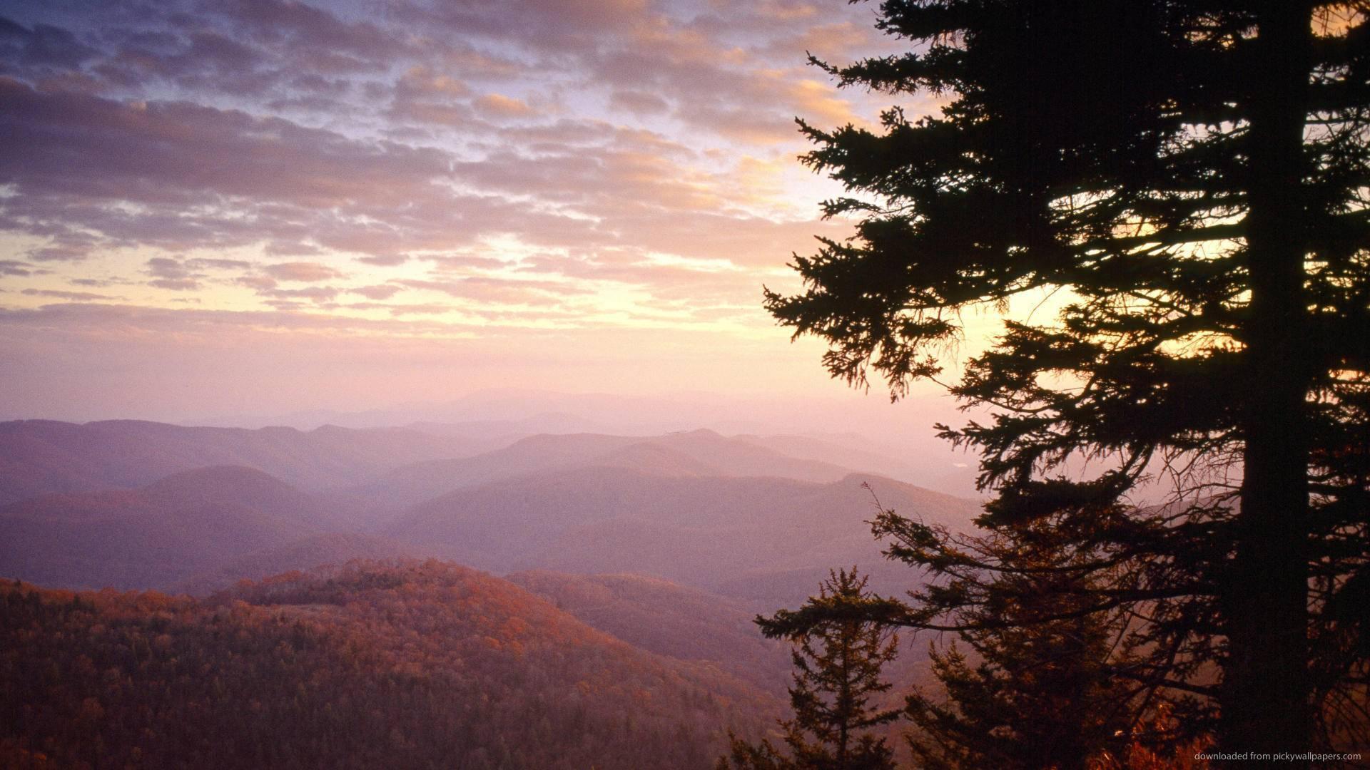 appalachian blue ridge mountains wallpaper - photo #21