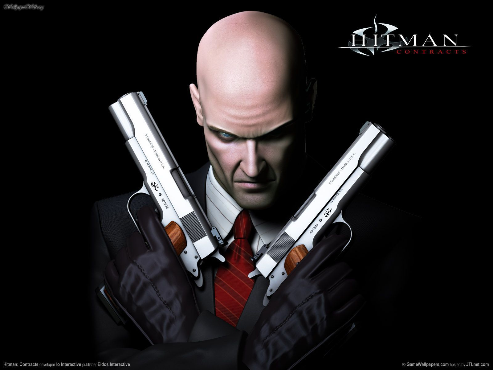 View Hitman Contracts in full screen 1600x1200