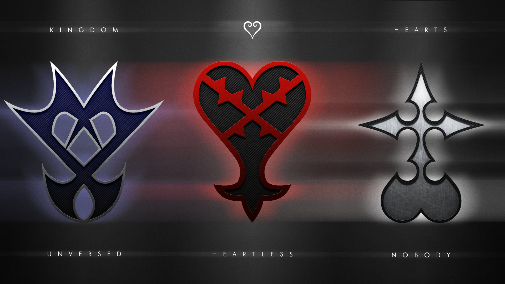 Kingdom Hearts Emblems Wallpaper by Pencil X Paper 1920x1080
