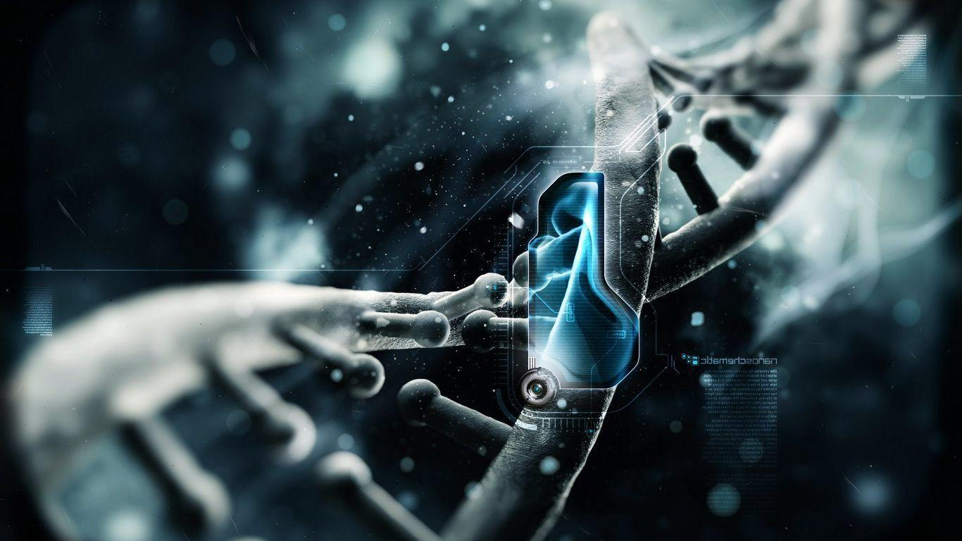 DNA Wallpapers 1366x768
