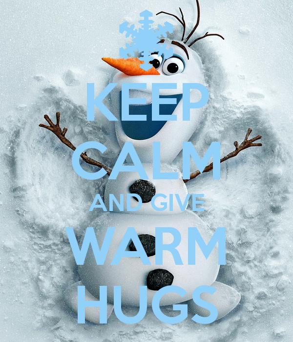 Christmas Hugs Frozen Quotes QuotesGram 600x700