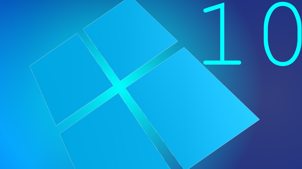 Windows 10 Wallpaper HD 1080p by hypergengar 1024x576