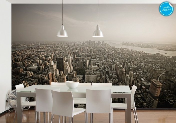 New York City Wall Murals Removable Wallpaper Inspiration 706x495