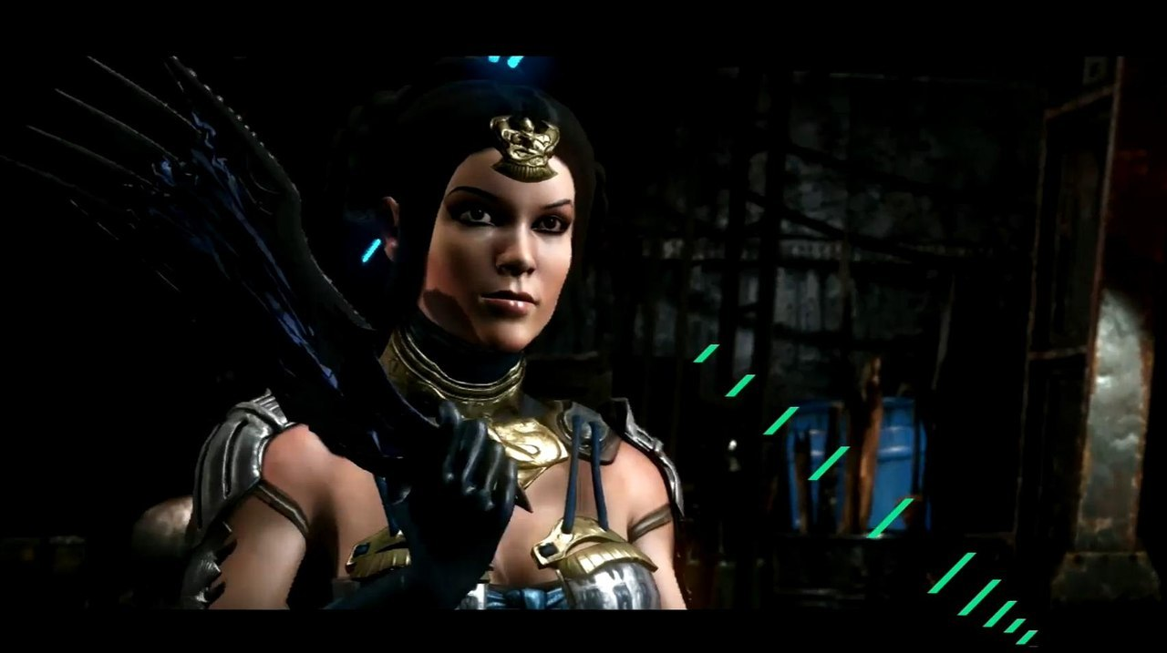 MKX Kitana Unmasked by ErmacAuditore 1280x717