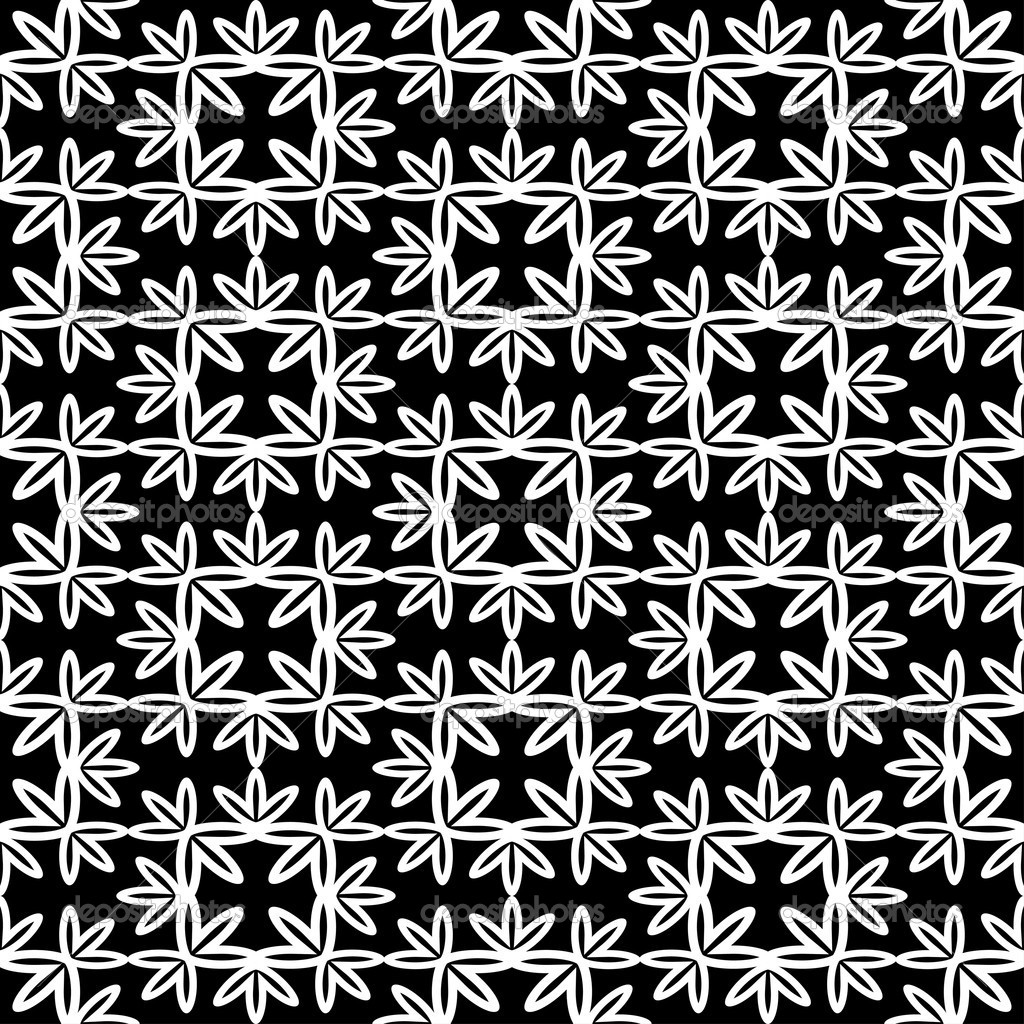 monochrome vector wallpaper damask seamless pattern black and white 1024x1024