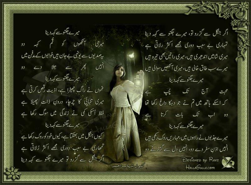 Urdu Poetry 800x589