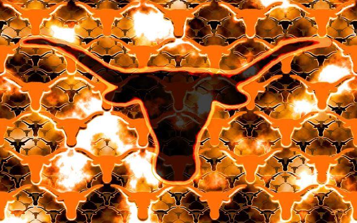 Texas Longhorns Wallpaper Hooked On Horns 100 Texas Longhorns 736x460