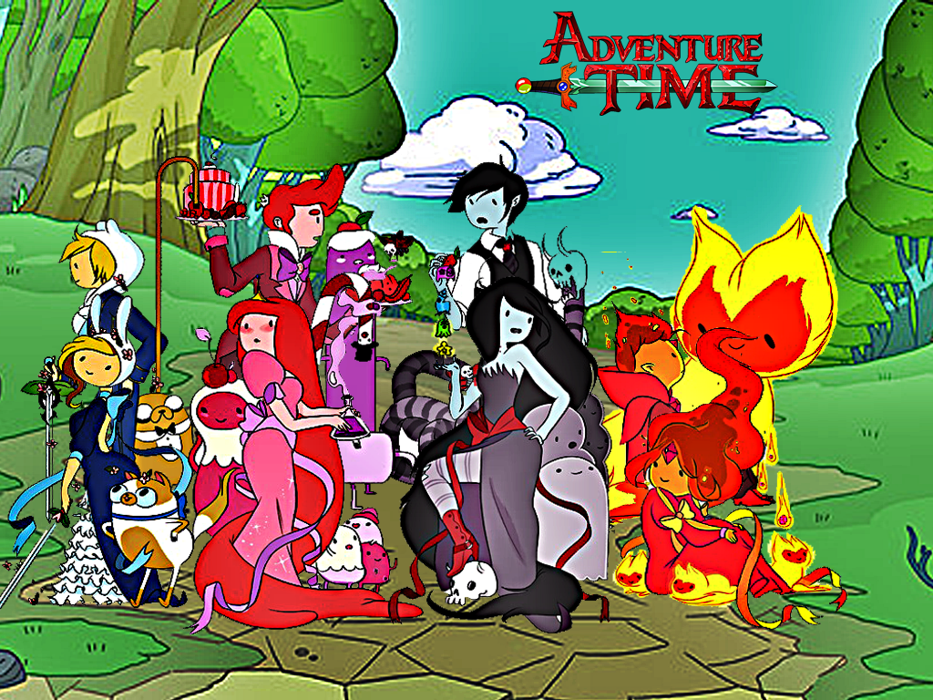 Adventure Time With Finn and Jake Adventure Time 1024x768