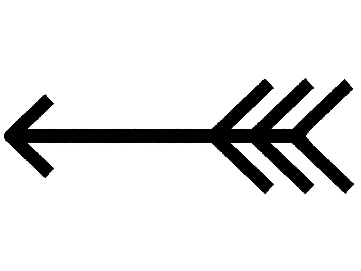 black and white arrow wallpaper wallpapersafari bow and arrow clip art black white bow and arrow clip art black and white