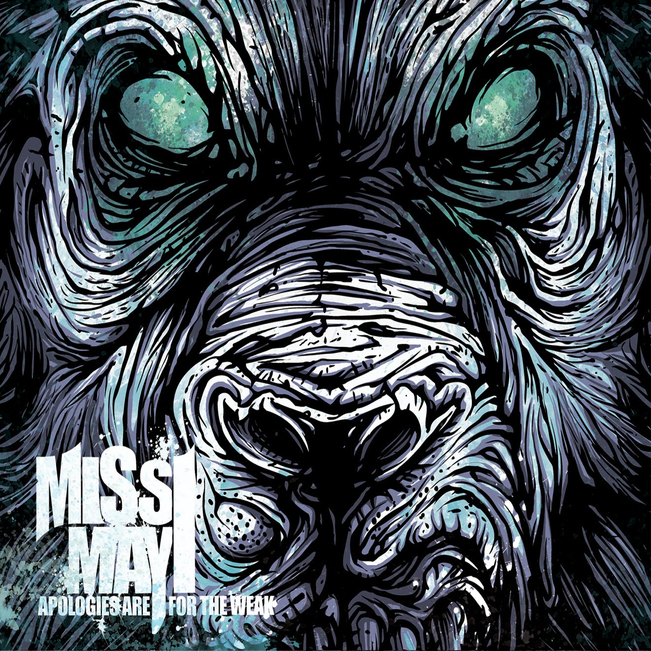 Miss May I wallpaper ALL ABOUT MUSIC 1322x1322