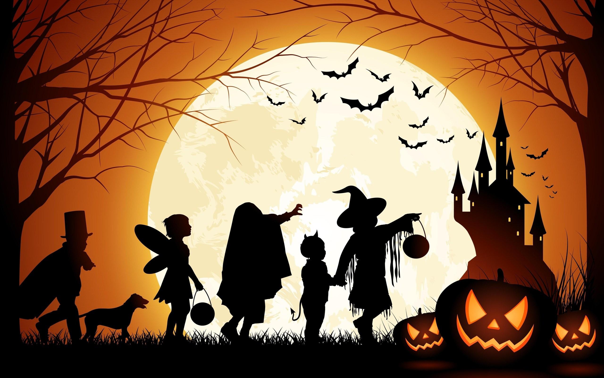 Halloween Wallpaper For Kids 4 2560x1600