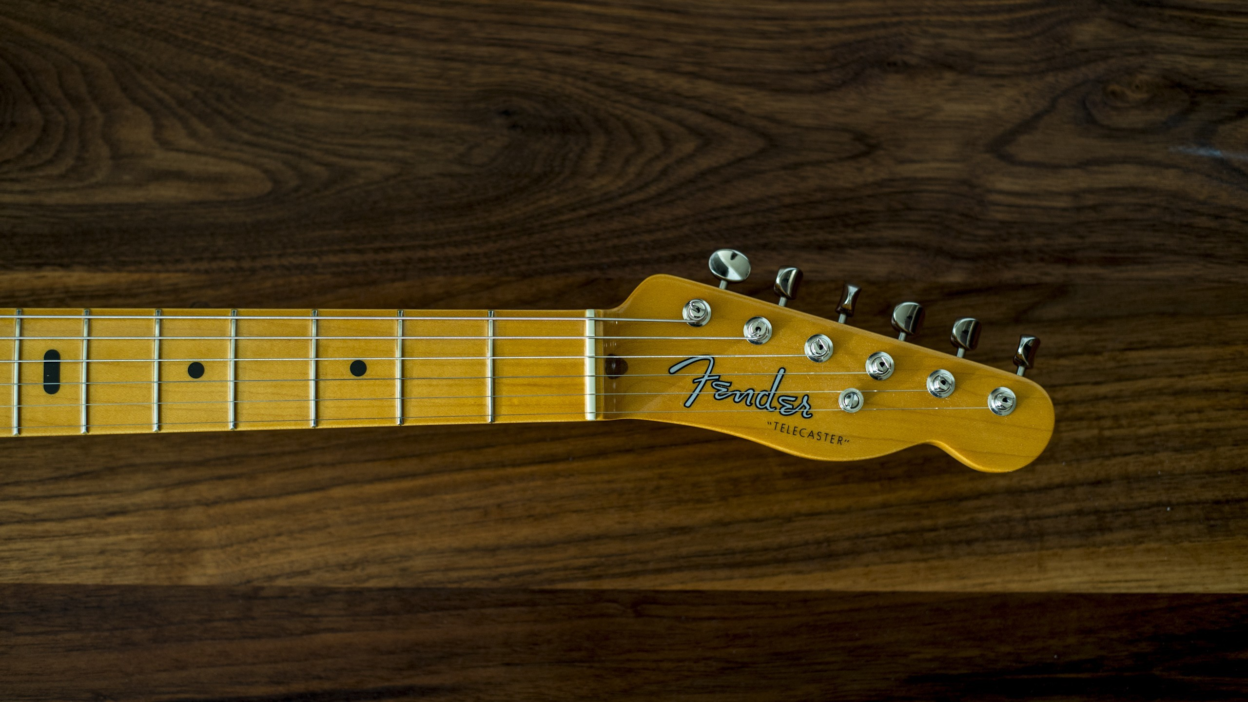 Fender Wallpaper HD 2560x1440
