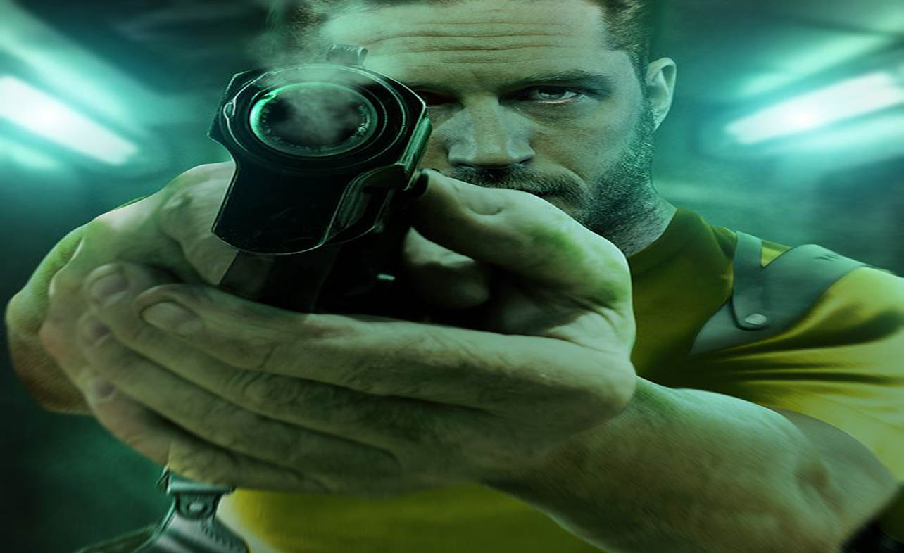 Jai Courtney In Suicide Squad HD Wallpaper   StylishHDWallpapers 1284x786