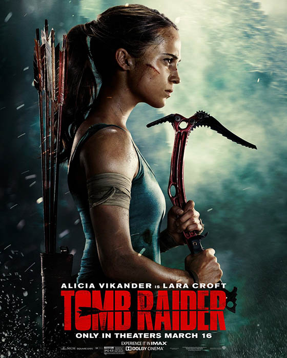 Wallpaper Tomb Raider 2018: Tomb Raider Movie 2018 Wallpapers