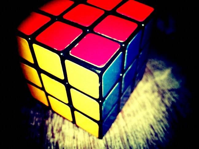Rubiks Cube Wallpaper Custom wallpaper 648x486