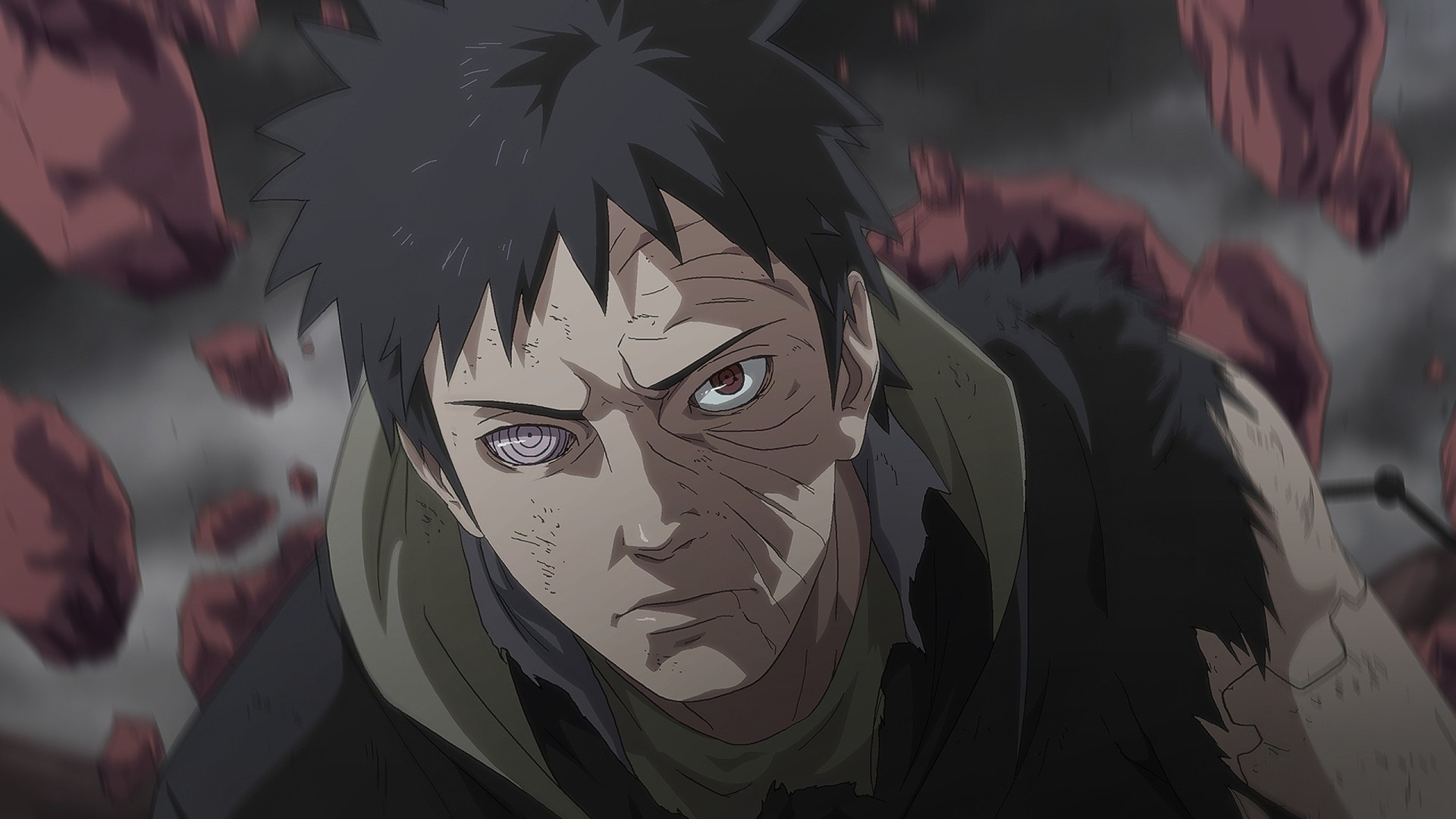 Obito Uchiha   obito uchiha Wallpaper 36892451 1920x1080