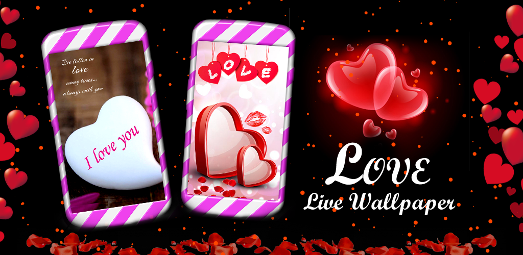 800+ Romantic Love Live Wallpaper Download HD Terbaru