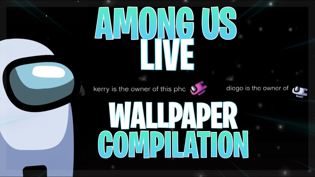 23 Among Us Live Wallpapers On Wallpapersafari