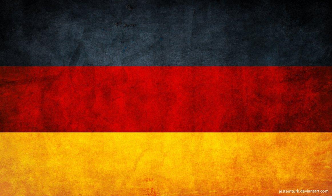 German Flag by Jestemturk 1162x688