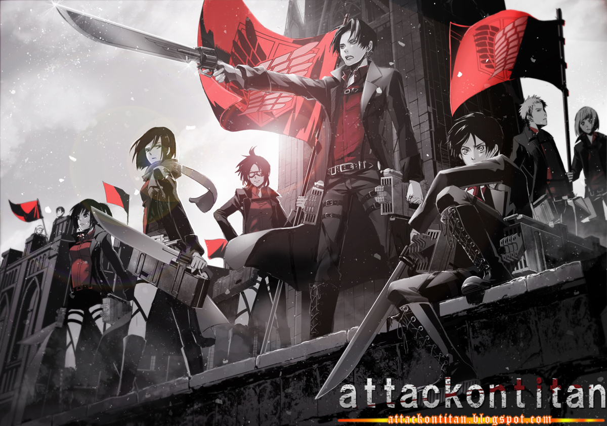 49 Attack On Titan Live Wallpaper On Wallpapersafari
