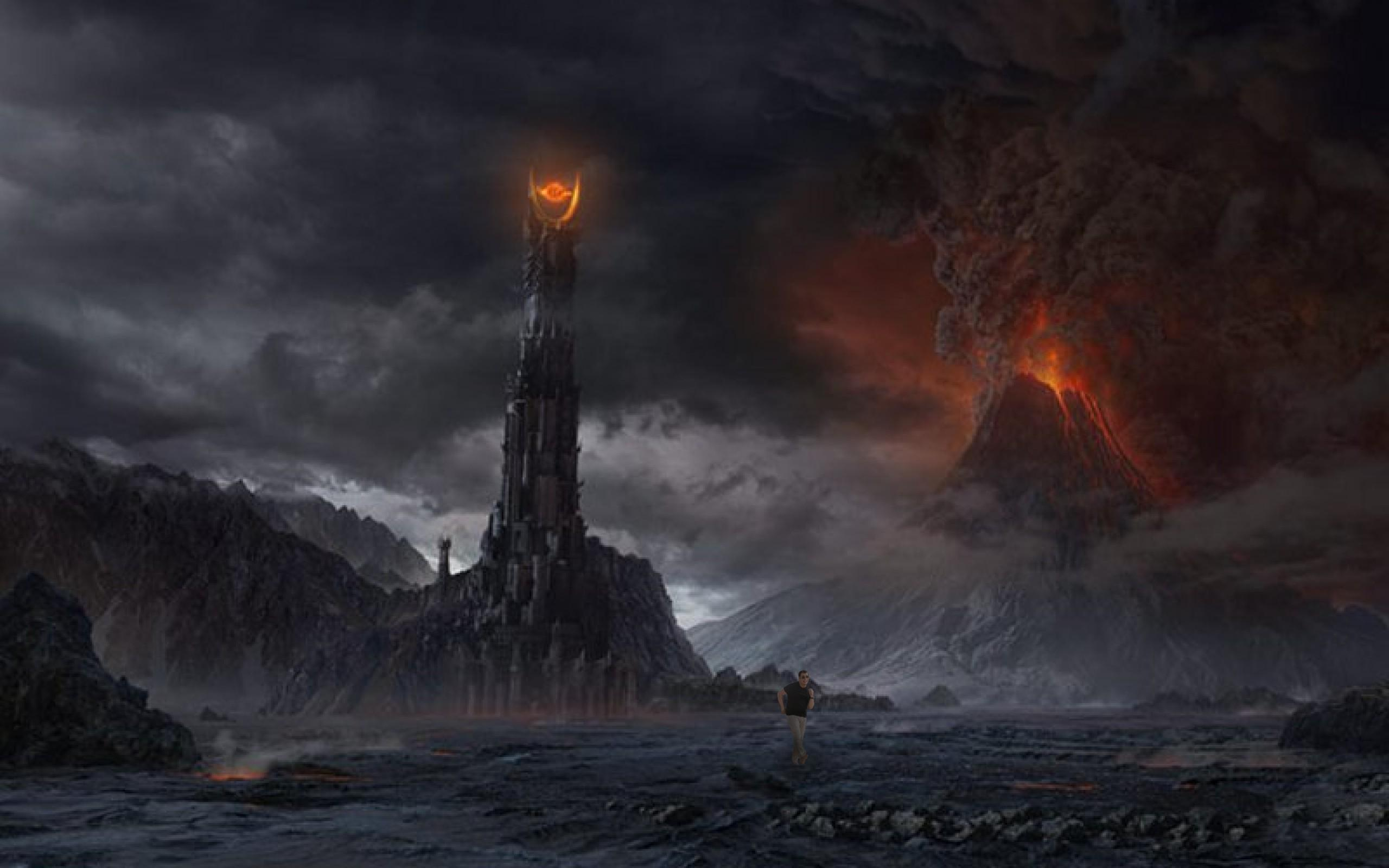 93 Mordor Wallpapers On Wallpapersafari