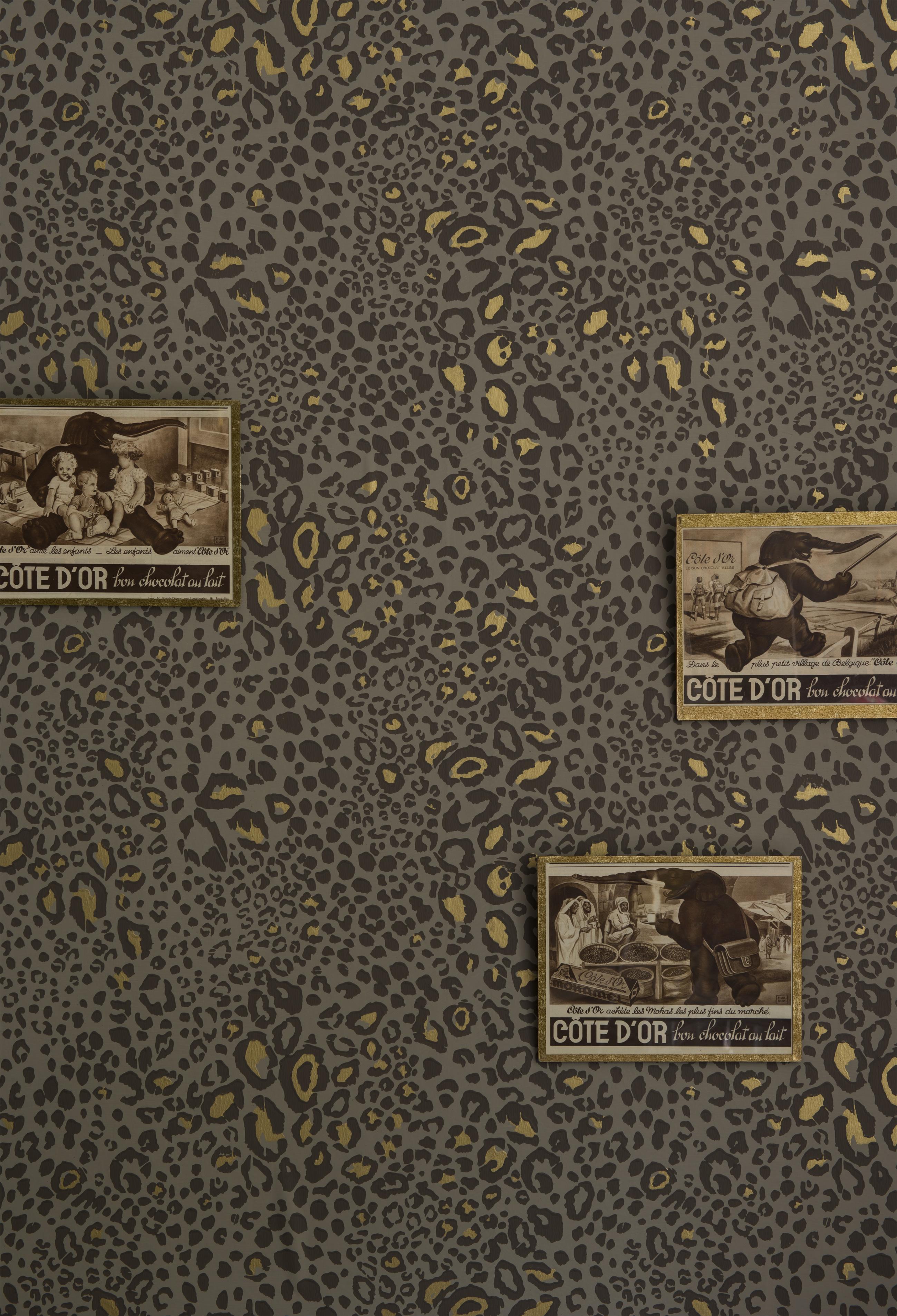 Leopard Print Wallpaper For Bedroom Images Crazy Gallery 2598x3811