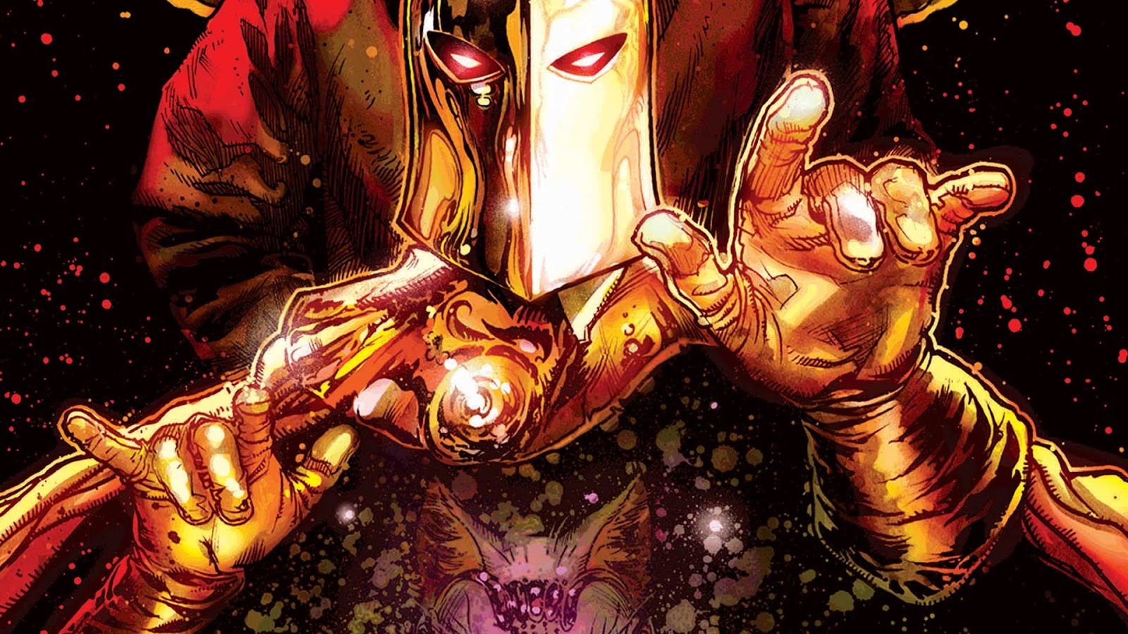 Weird Science DC Comics Doctor Fate 13 Review and SPOILERS 1600x900