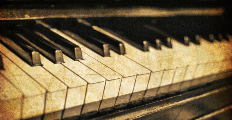 Piano Keys Wallpaper Vintage Image1jpg 769x400