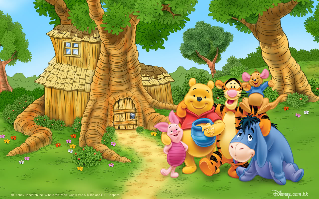 Free Download Download Winnie The Pooh Wallpaper Widescreen Hd