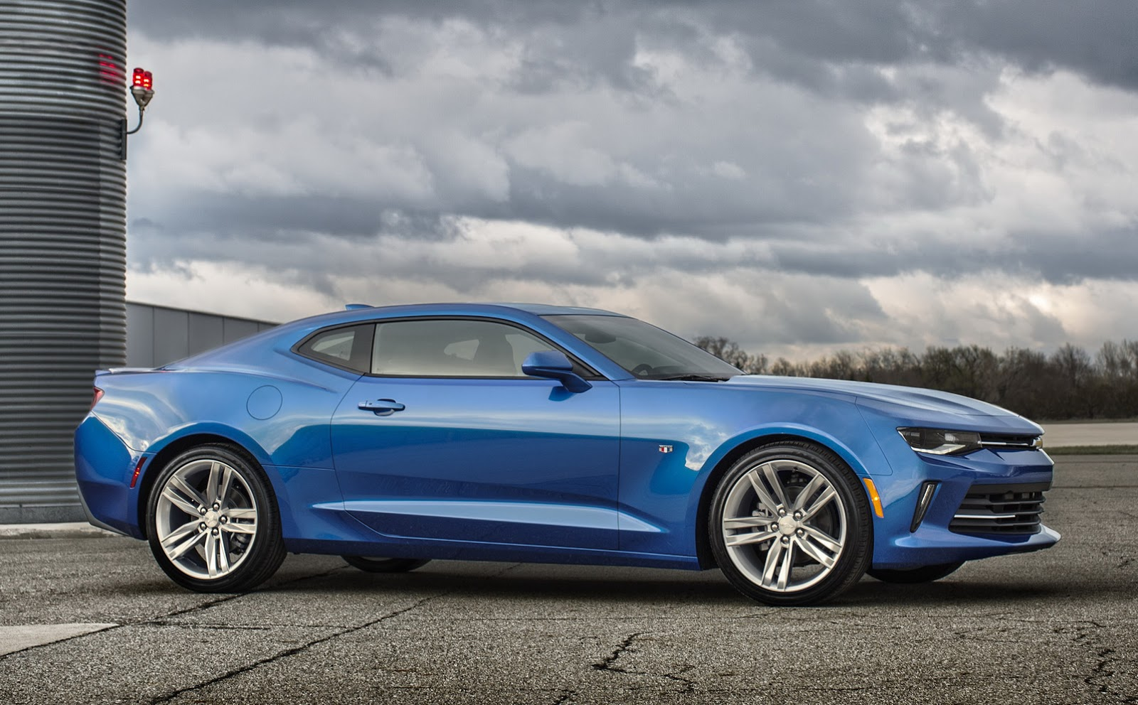 2016 New Chevrolet Camaro Wallpaper   HD 1600x992