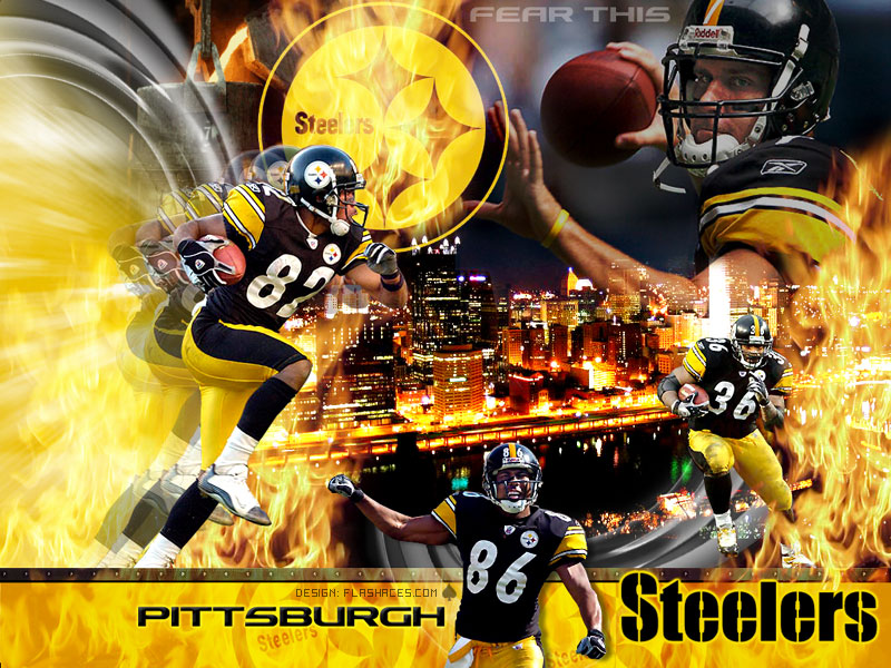3 D Steelers Wallpaper