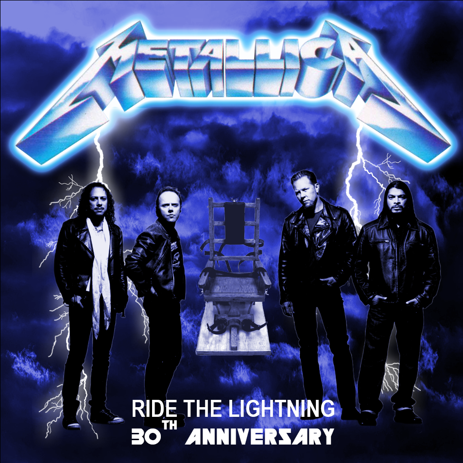 Metallica Ride The Lightning Wallpaper Metallica ride 953x953
