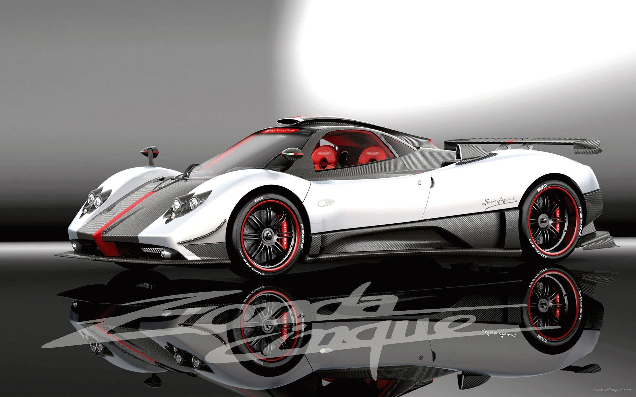 pagani zonda cinque super fast car in 2560x1600 resolution - Super Fast Cars