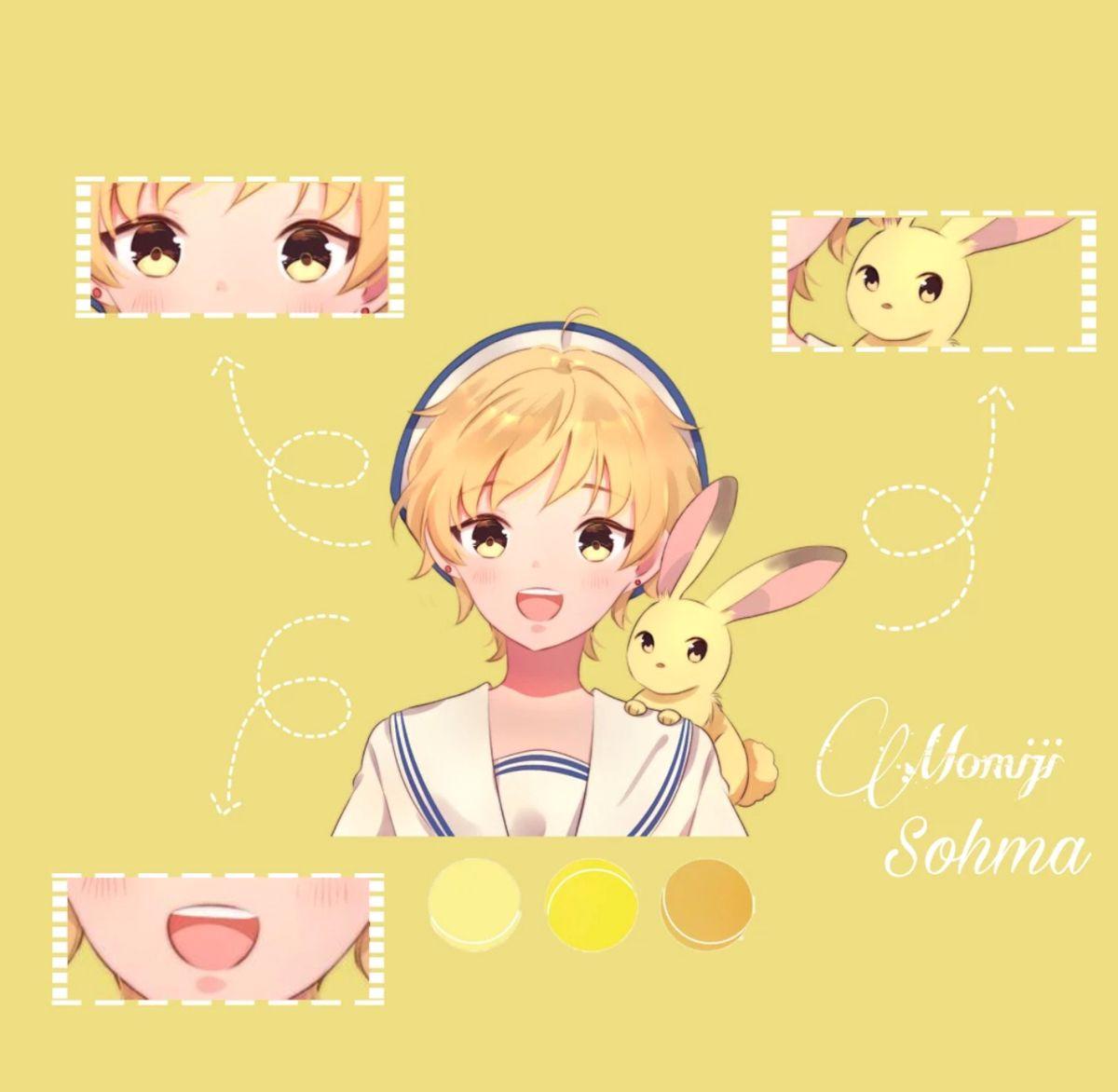 Momiji sohma Momiji Anime Anime characters 1200x1172