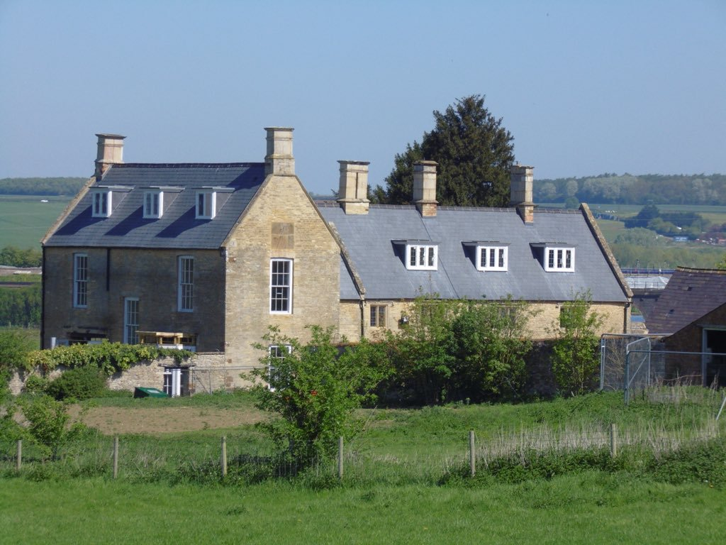 Chester Farm on Twitter A lovely view of our grade 2 listed 1024x768