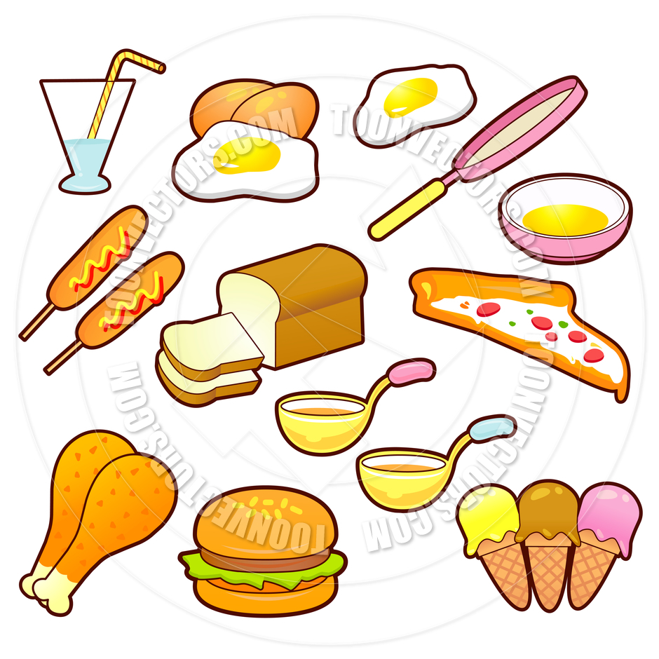 Cartoon Food Images   HD Wallpapers Pretty 940x940