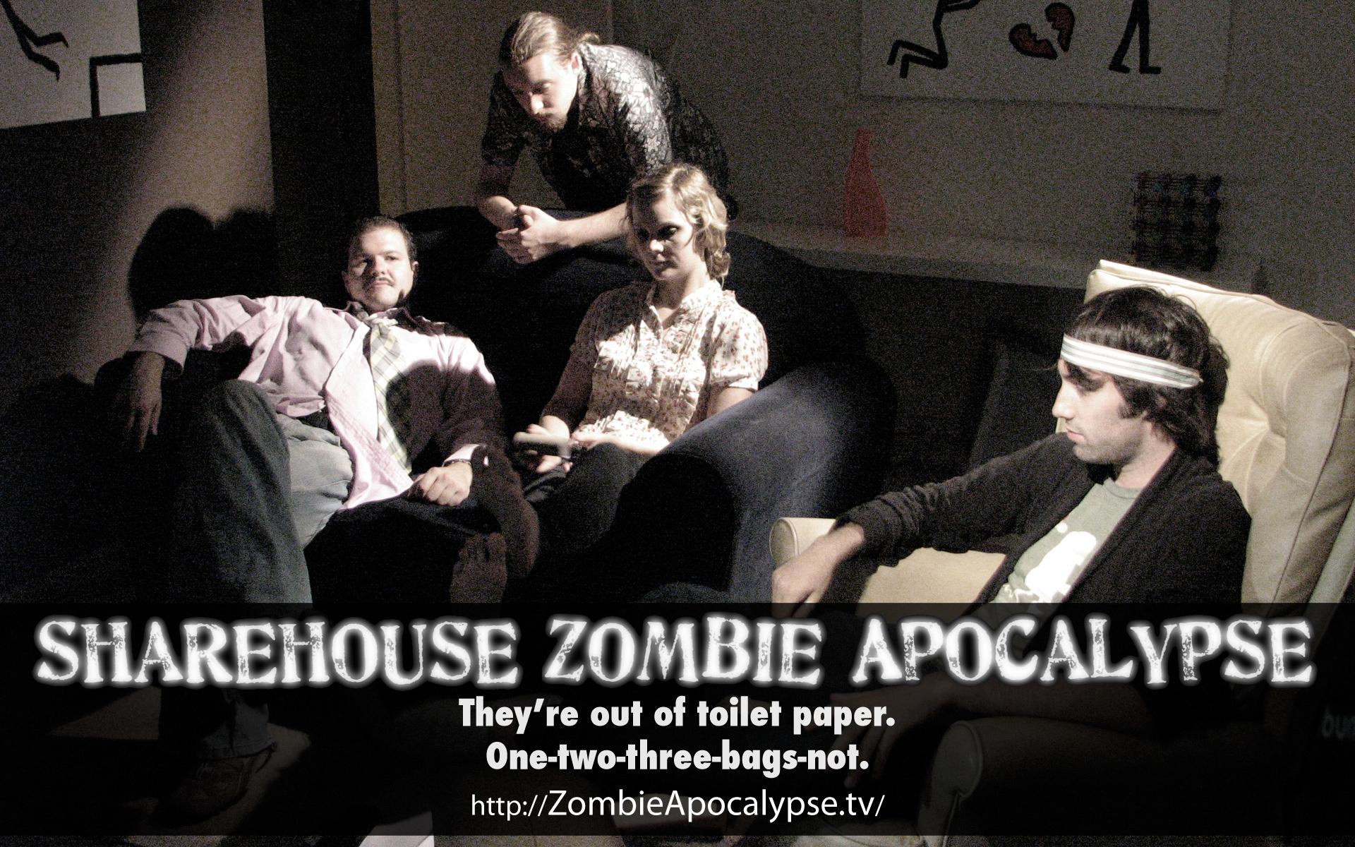Zombie Apocalypse Wallpaper 1920x1200