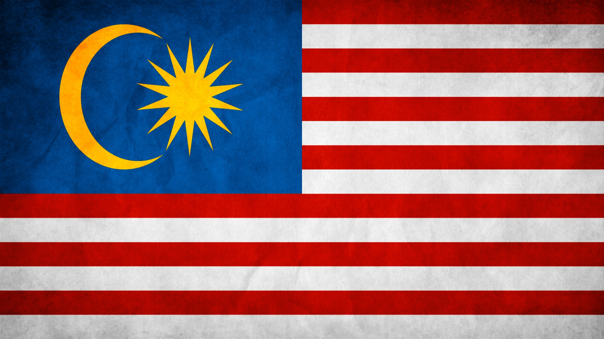 Malaysia Flag   Wallpaper High Definition High Quality 1920x1080