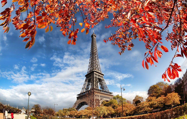 Paris in Autumn Wallpapers   Top Paris in Autumn Backgrounds 1332x850