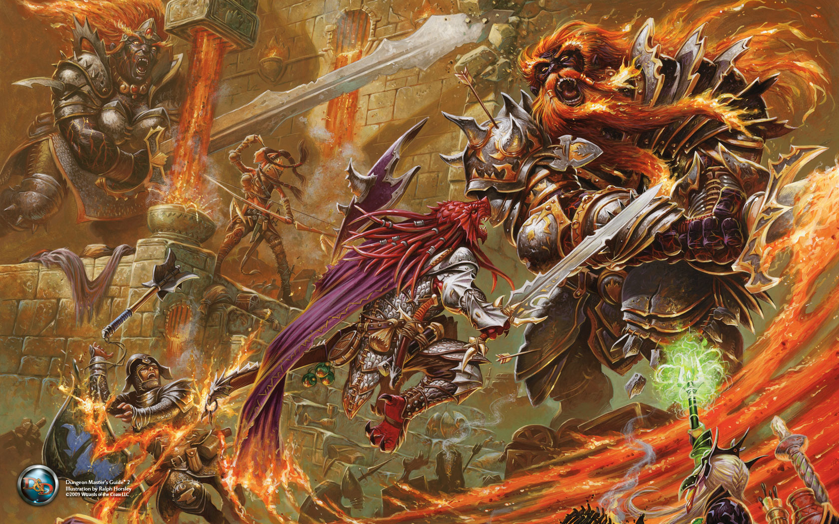 Download the Dungeons and Dragons Wallpaper Dungeons and 1680x1050
