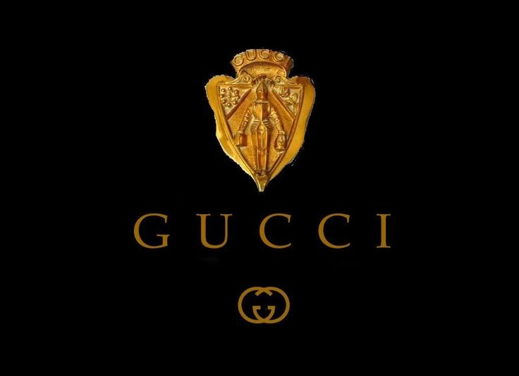 Gucci Logo Gold HD Wallpapers Places to Visit Pinterest Gucci 736x534